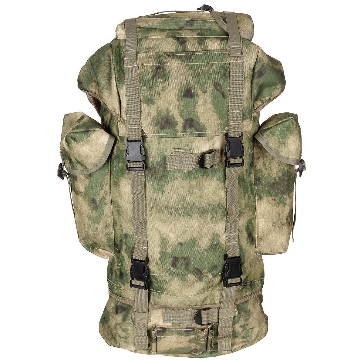 Batoh Bundeswehr 65 litrů HDT-camo