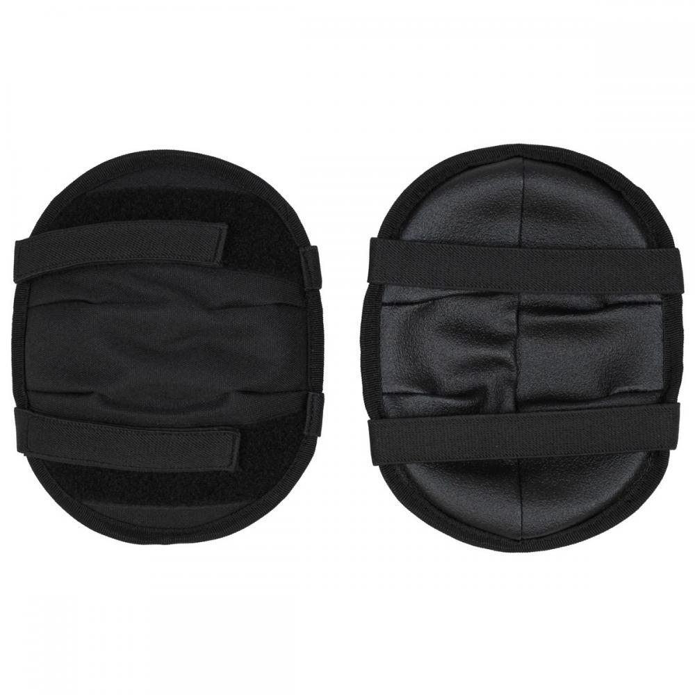 Chrániče na kolena na suchý zip černý