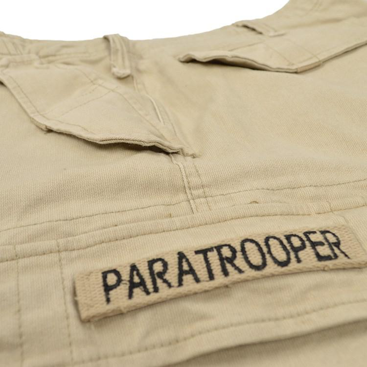 Kraťasy PARATROOPER khaki předeprané