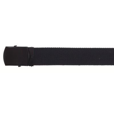 Opasek 3cm černý