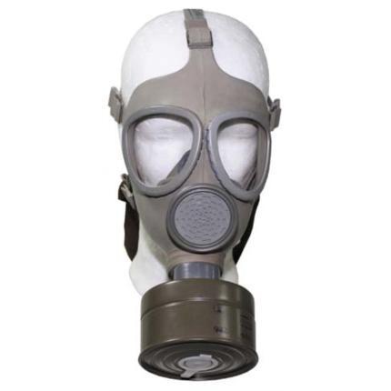 Plynová maska CM-4 s filtrem