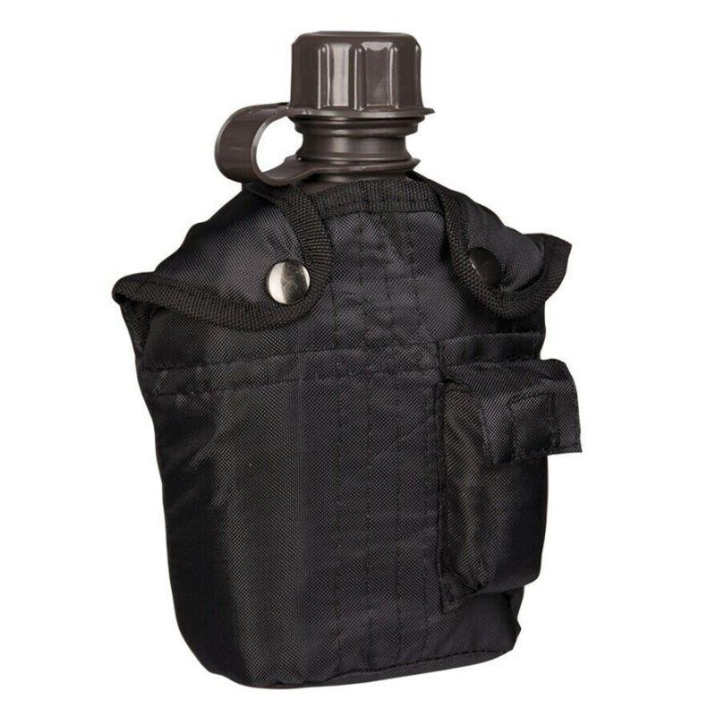 Polní láhev (čutora) MFH černá