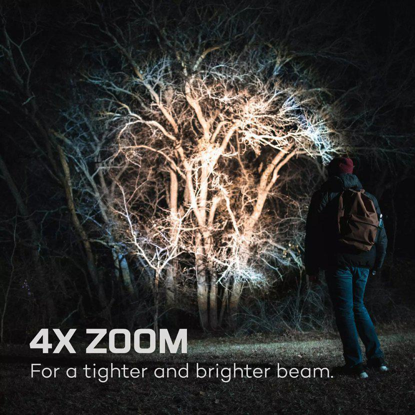 Svítilna NEBO Franklin Slide RC 500 lumenů