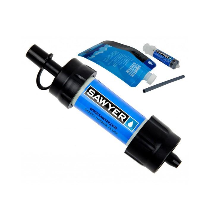Cestovní vodní filtr SAWYER Blue
