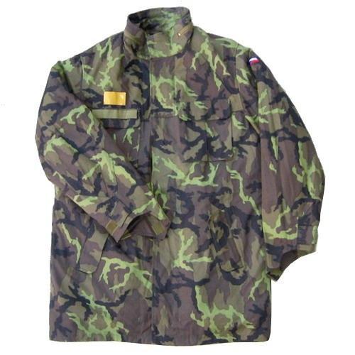 Kabát vzor 95 AČR les Koutný