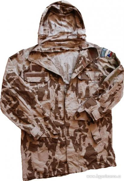 Kabát vzor 95 AČR rip-stop Poušť