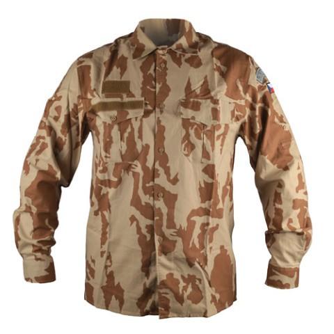 Košile vzor 95 poušť AČR