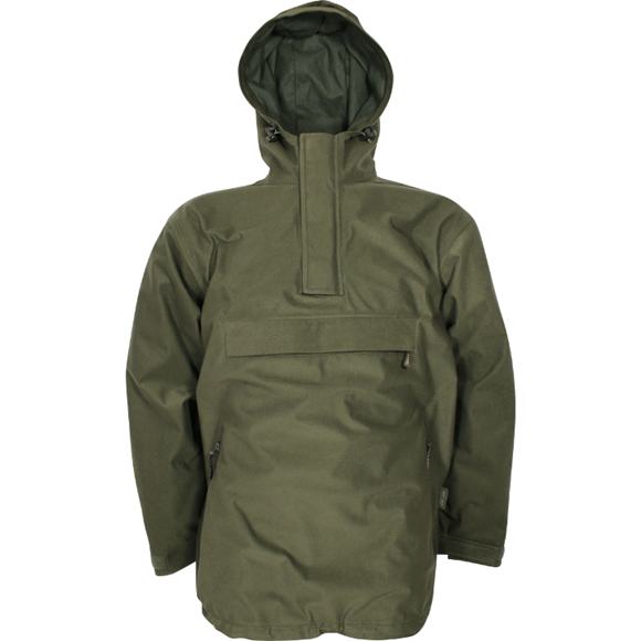 Lovecká bunda - zelená