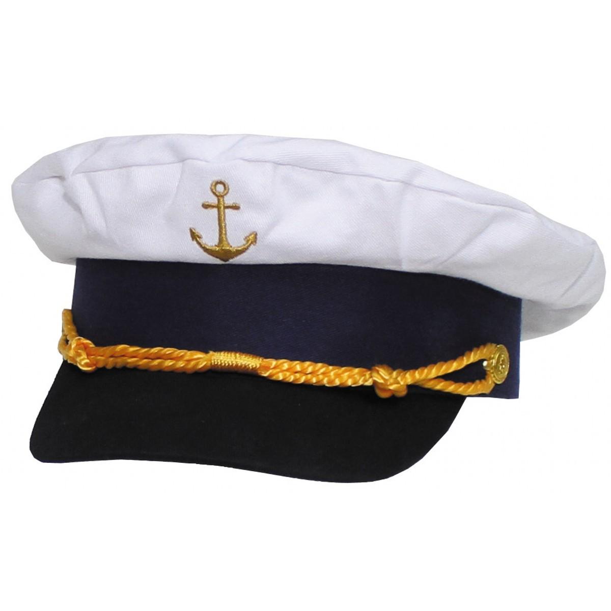 Námořní brigadýrka (čepice)