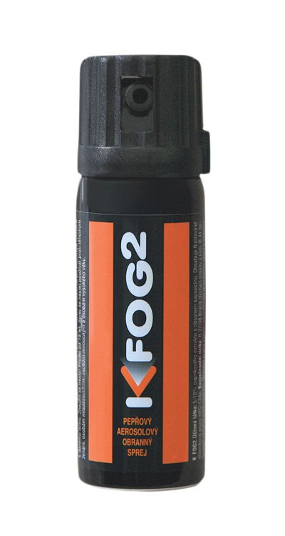Obranný sprej K FOG 2 50 ml