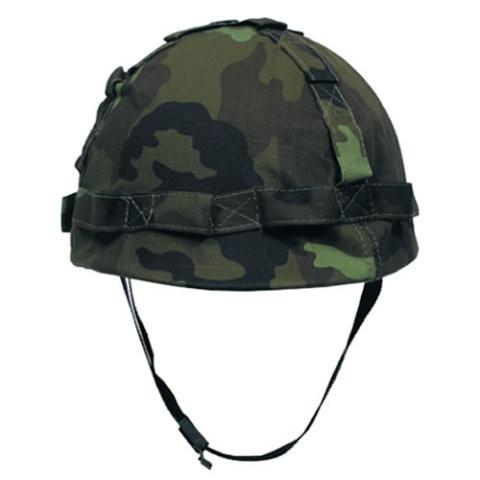 Plastová helma s potahem vz. 95