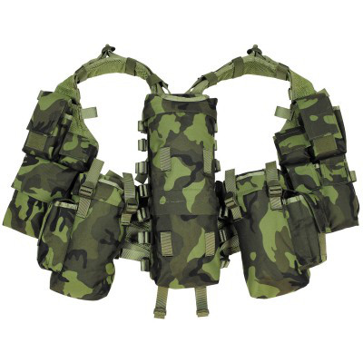 Taktická vesta vz. 95 les