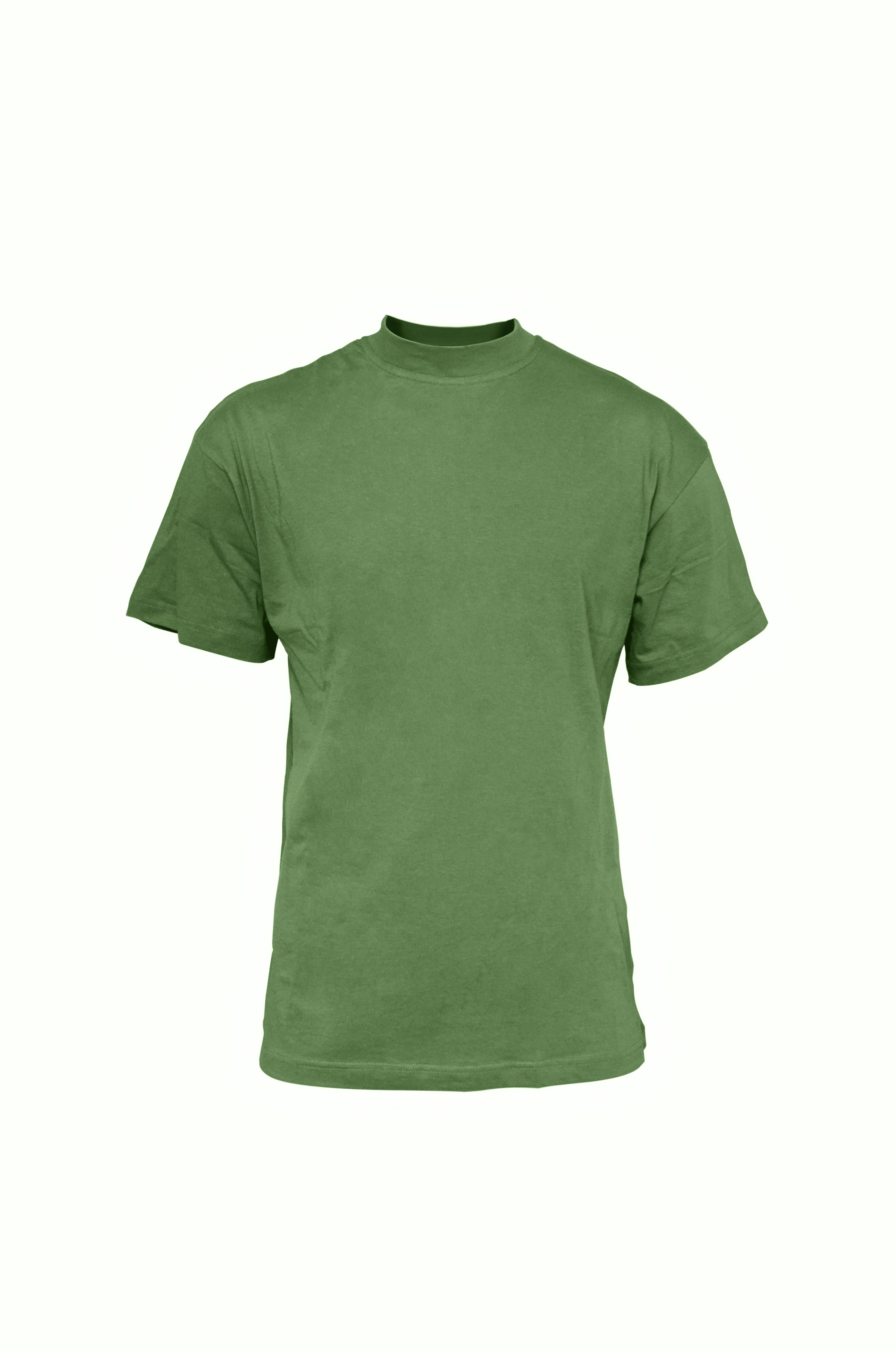Triko krátký rukáv zelené AČR